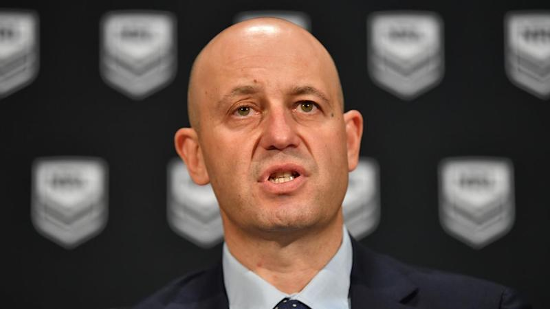 NRL SANCTIONS PRESS CONFERENCE