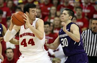 Wisconsin's Frank Kaminsky is a contender for national Player of the Year. (USAT)