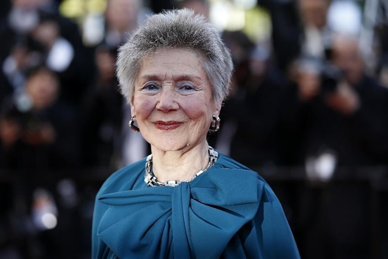 Oscar-nominated Emmanuelle Riva dies in Paris, age 89