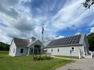 Enphase Energy and 603 Solar to Offset 100% of Energy for Shelburne, NH Town Hall