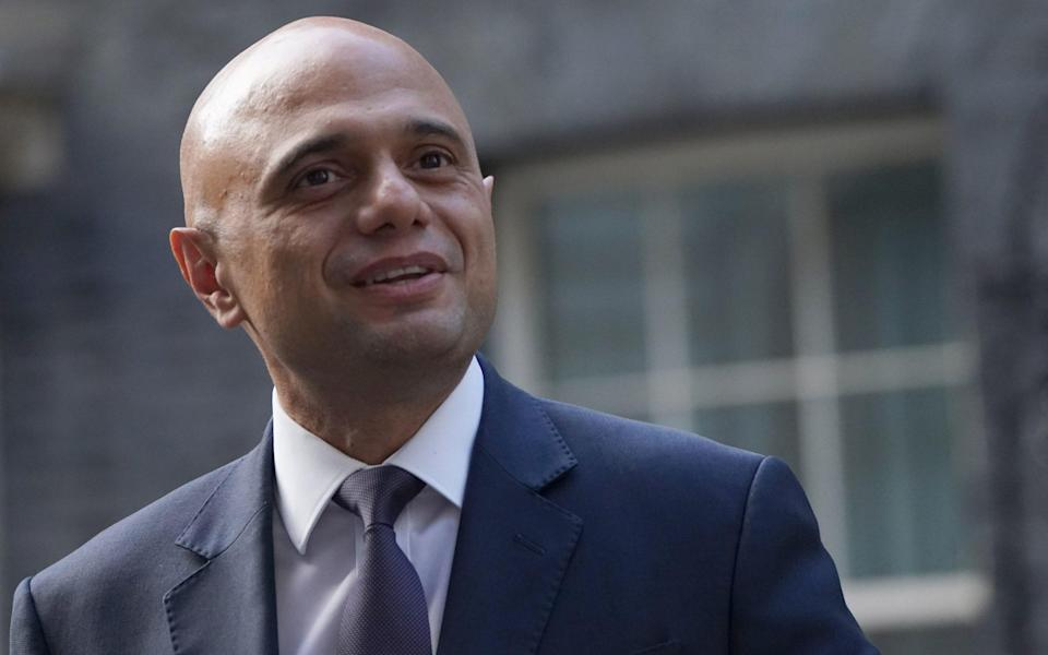 Sajid Javid said the new Office for Health Improvement and Disparities would have a 'relentless focus' on health inequalities - Victoria Jones/PA Wire