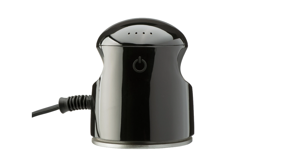 No more excuses for wrinkled clothes. This mini steamer is travel-ready. (Photo: QVC)