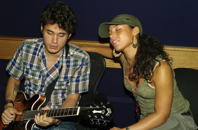 "<p>""It's a #tbd AND an HBD!"" the singer captioned this shot with his pal, Alicia Keys, who turned 37 on Thursday. ""Happy Birthday @aliciakeys. Here's us on 6/12/07. Over a decade ago. 'Life ain't short but it sure is small,' and I get peace from knowing you and I are on this cosmic ride at the same time. And you know what? I'll say it in front of the world: you're a role model of mine. May your ride just keep getting better."" (Photo: <a href=""https://www.instagram.com/p/BeZc_mAHWi5/?taken-by=johnmayer"" rel=""nofollow noopener"" target=""_blank"" data-ylk=""slk:John Mayer via Instagram"" class=""link rapid-noclick-resp"">John Mayer via Instagram</a>) </p>"