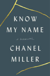 Know My Name book cover