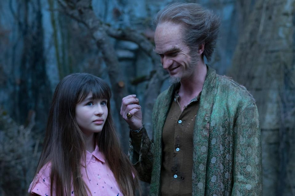"<p>An iconic children series, this family TV drama showcases the lives of the Baudelaire children and their rickety, creepy guardian Count Olaf, as told by Dan Handler, more famously known as his pen name, Lemony Snicket.</p> <p><a href=""http://www.netflix.com/title/80050008"" class=""link rapid-noclick-resp"" rel=""nofollow noopener"" target=""_blank"" data-ylk=""slk:Watch Lemony Snicket's A Series of Unfortunate Events on Netflix."">Watch <strong>Lemony Snicket's A Series of Unfortunate Events</strong> on Netflix.</a></p>"