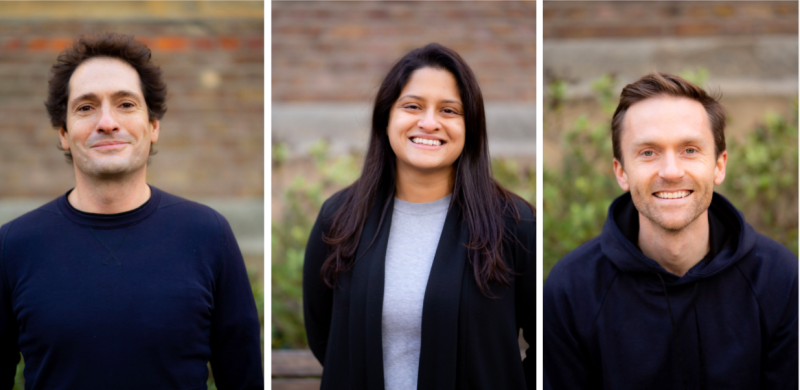Connect Ventures - Partner headshots