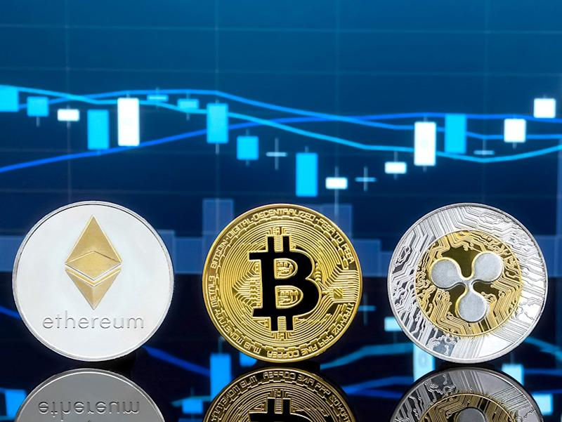 Bitcoin ethereum ripple cryptocurrency