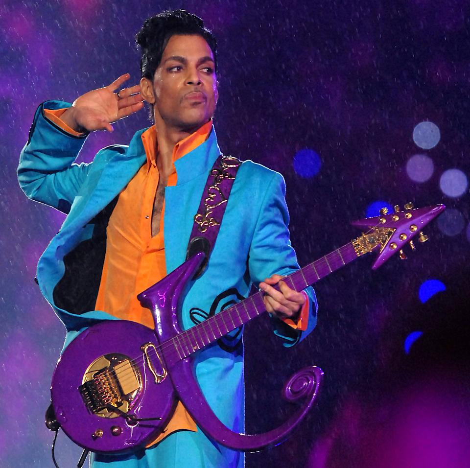 Prince died in 2016 after an accidental overdose of Fentanyl. Photo: Getty Images