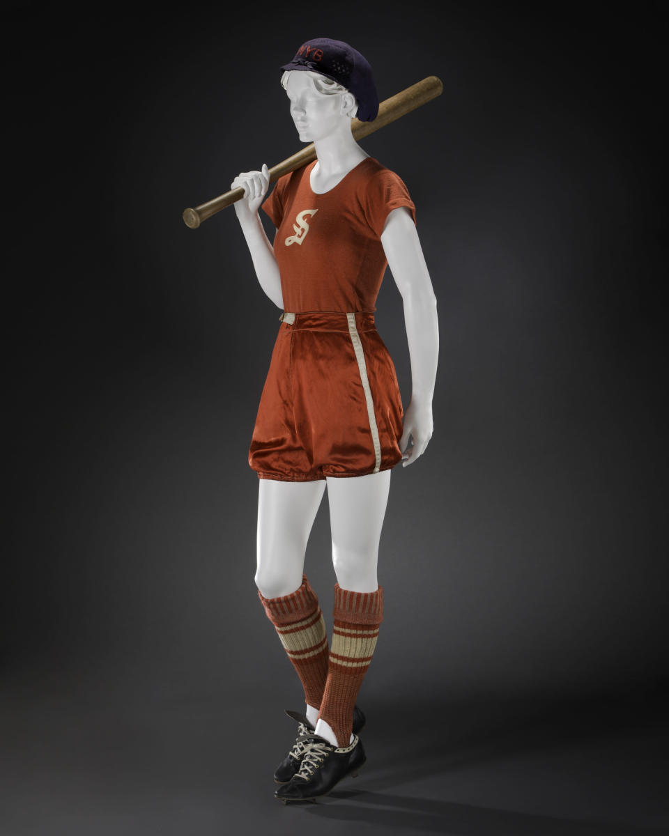 Baseball in the 1930s. - Credit: Courtesy of FIDM