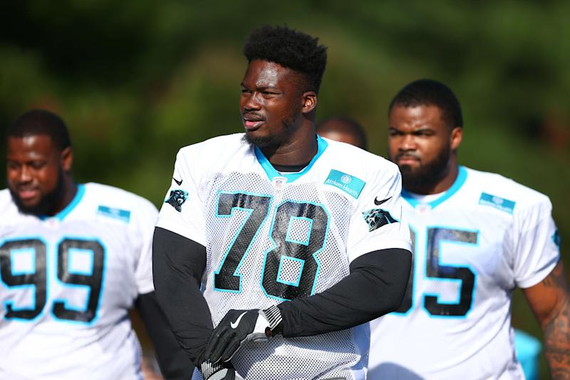Panthers make a few practice squad moves Saturday afternoon