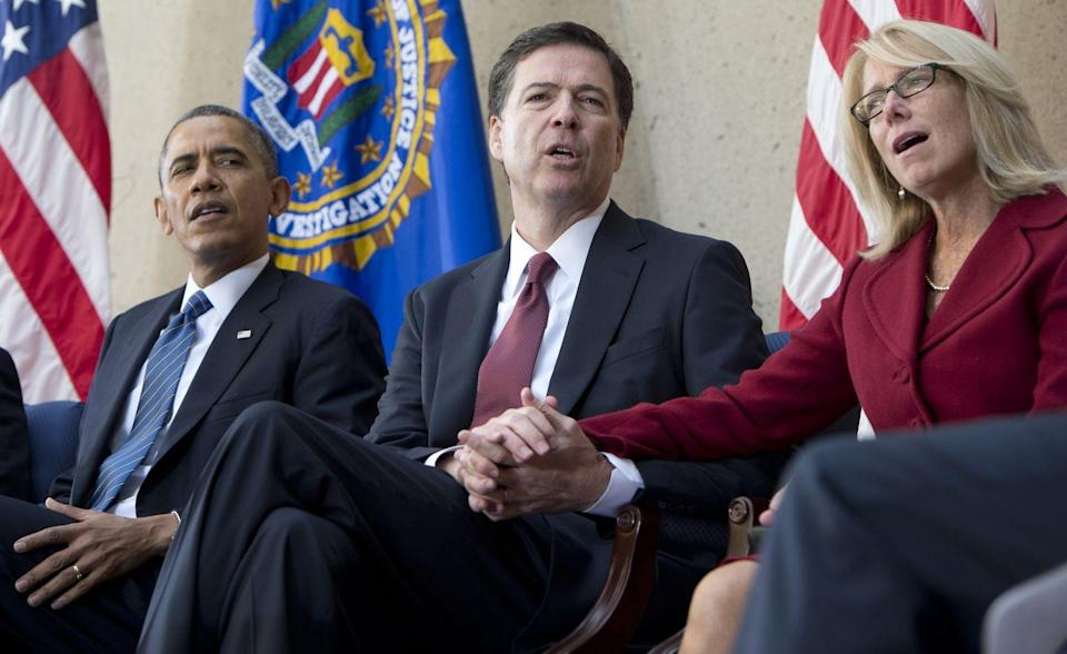 <p>In real life, Patrice Failor was kept out of the loop for much of Comey's work. </p>