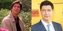 <p>With a head of hair like that, it's easy to see why Joey would fall for her English professor in a heartbeat on season five. Instead of listing all of Ken Marino's best work, it's perhaps better to ask, what <em>hasn't</em> he been on? (No really, he's been on everything from <em>Veronica Mars</em> to Bella Thorne's 2017 Netflix horror movie, <em>The Babysitter</em>.)</p>