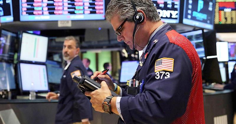 Wall Street set to build on gains, data ahead