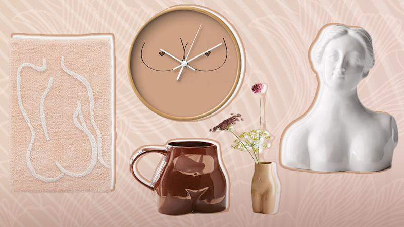 10 Chic Home Decor Items That Pay Homage to The Female Form
