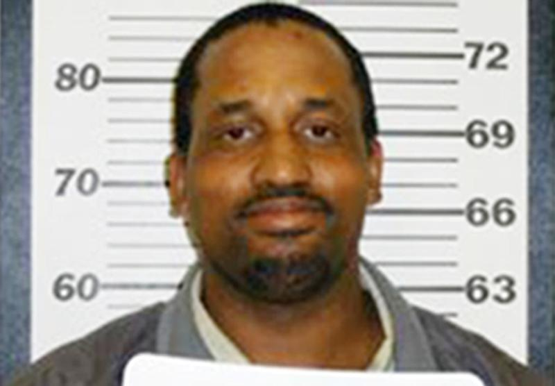 This undated photo provided by the Missouri Department of Corrections shows Clinton Wills, who police have identified as the alleged gunman who killed two utility workers in St. Louis, on Thursday, April 20, 2017, before killing himself. (Missouri Department of Corrections via AP)