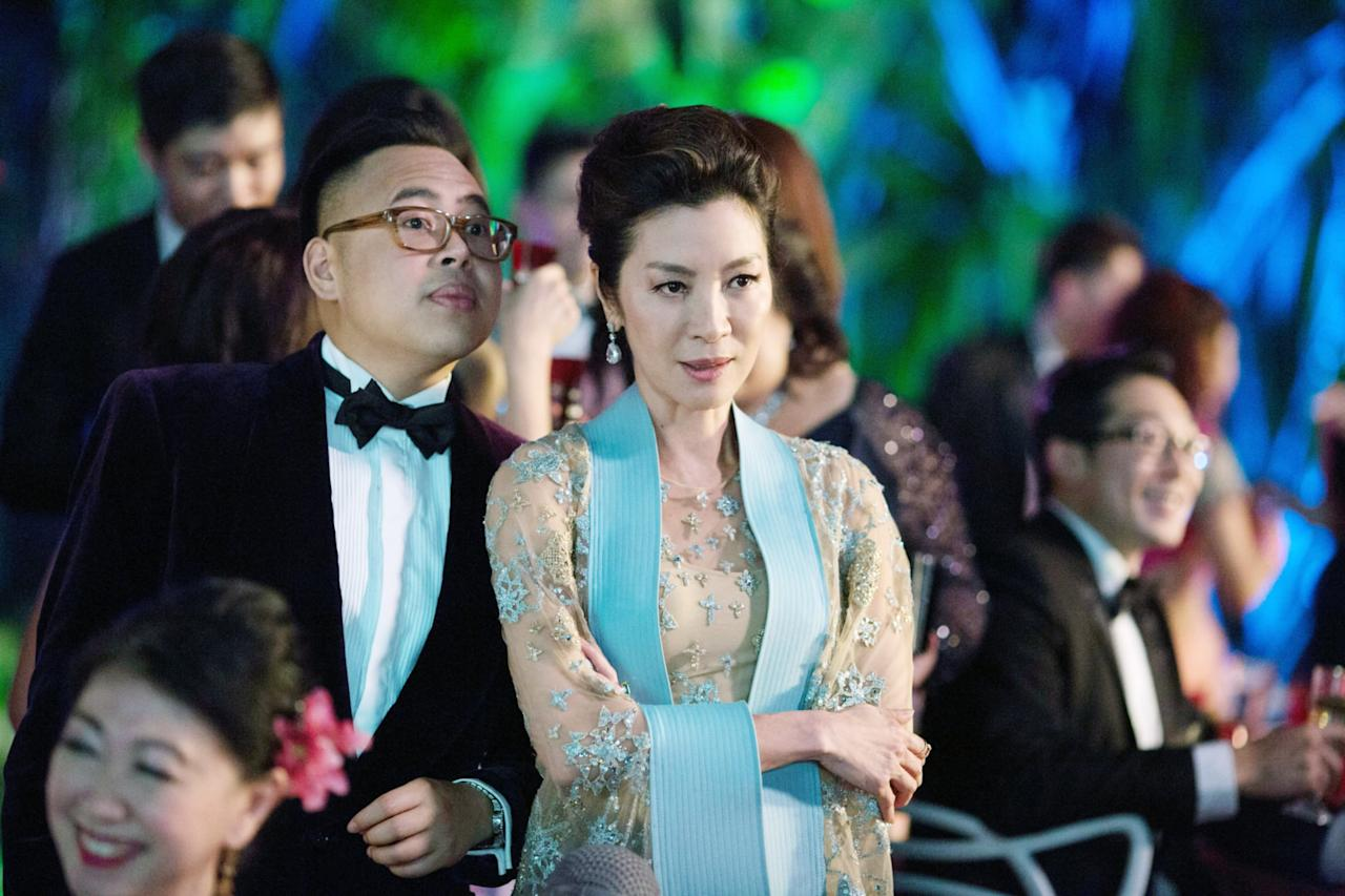 "<p>Filming for the sequel is <a href=""http://www.hollywoodreporter.com/news/crazy-rich-asians-screenwriter-adele-lim-exits-sequel-pay-disparity-dispute-1236431"" target=""_blank"" class=""ga-track"" data-ga-category=""Related"" data-ga-label=""http://www.hollywoodreporter.com/news/crazy-rich-asians-screenwriter-adele-lim-exits-sequel-pay-disparity-dispute-1236431"" data-ga-action=""In-Line Links"">expected to take place at the end of 2020</a>, so a release date probably wouldn't be until 2021 or even later. The good news is that Warner Bros. plans to film two movies back-to-back, so we probably won't have too much of a gap between the sequel and the third film. </p>"