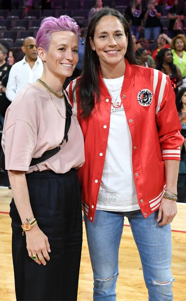 Megan Rapinoe, Sue Bird