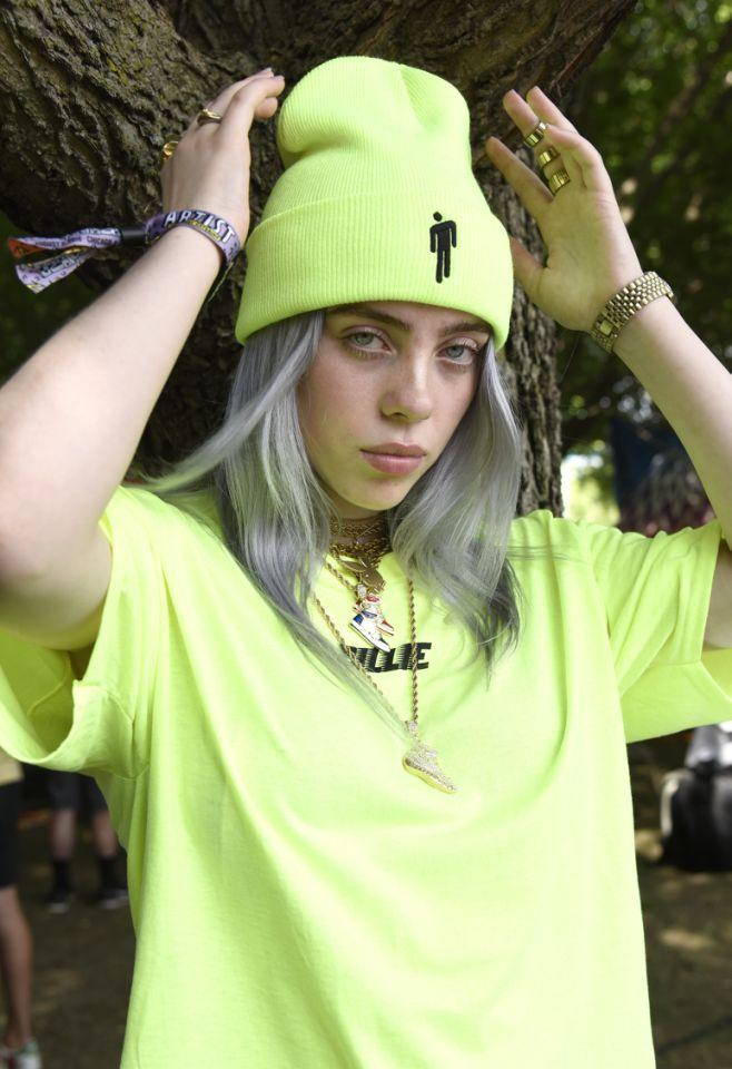 Billie Eilish hat ihren James Bond-Titelsong herausgebracht. Foto: Getty Images