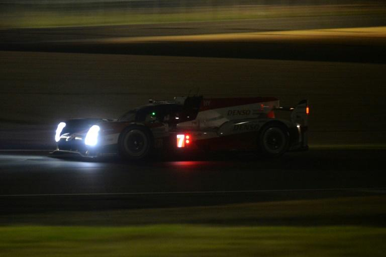 Toyota dominating Saturday racing in quest for third Le Mans title