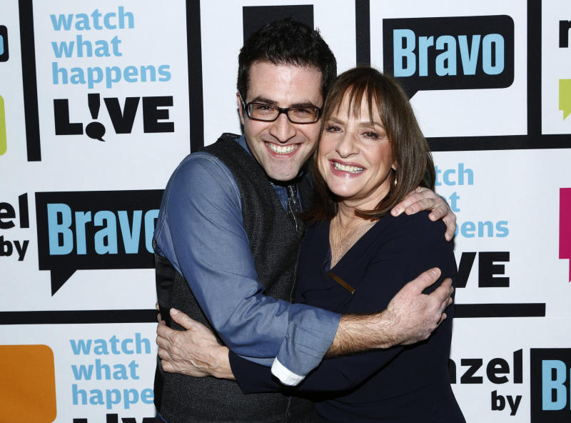 """Ben Rimalower's obsession with Patti LuPone is the basis for his one-man Off-Broadway show, """"Patti Issues,"""" which plays Provincetown, Massachusetts Aug. (Bravo via Getty Images)"""