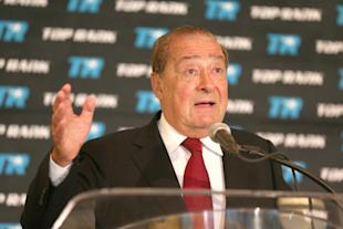 Top Rank CEO Bob Arum. (Getty)