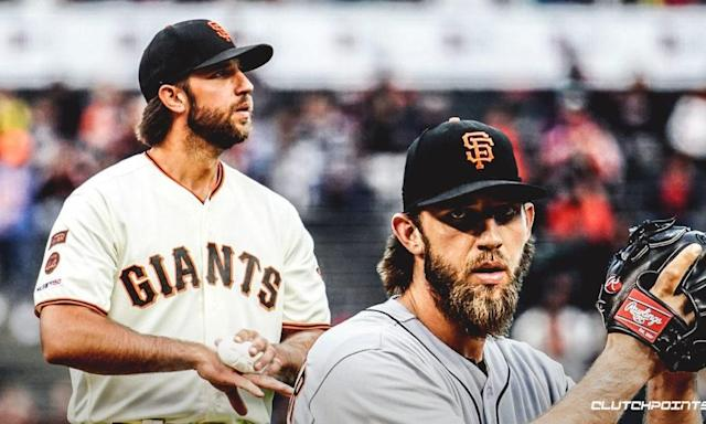 Phillies Making A Run At Madison Bumgarner