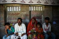 'Partition is not over': Pakistani Hindus find little refuge in India