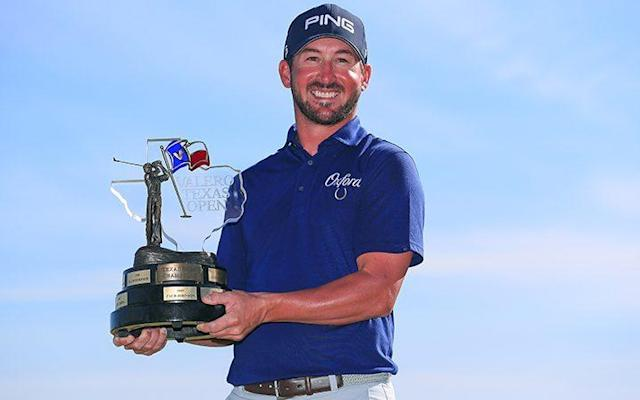 "Andrew Landry won the Valero Texas Open on Sunday for his first PGA Tour victory, pulling away with early birdies and holding on with par saves. The 30-year-old Texan, busy at home in Austin with the recent birth of the family's first child, parred the final seven holes for a 4-under 68 and a two-stroke victory over Trey Mullinax and Sean O'Hair. ""It was obviously a tough week this week,"" Landry said. ""Going into the last few weeks with the childbirth and just really getting back out."" Landry played at Arkansas after starring at Port Neches-Groves High School east of Houston. Many family members were at TPC San Antonio on Sunday. ""Everybody was out,"" Landry said. ""It was pretty special to be able to snag a victory with everybody being here to share it."" Landry finished at 17-under 271. He earned $1,116,000 and a spot in the Masters next year. ""I didn't even really think about it, to be honest with you,"" Landry said. ""There's a lot of perks for a tour win and you've just got to continue to stay focused and not think about those kind of things."" Landry took a two-stroke lead to the par-5 18th after Mullinax chunked a flop shot and bogeyed the short par-4 17th. Landry hit a 55-foot putt over a ridge to 3 feet for par on 17 and made an 8-footer on 18 after running a 50-foot downhill birdie try past. Mullinax closed with a 69 a day after breaking the AT&T Oaks Course record with a 62. ""Just a lot of confidence. I know my game's there, I'm playing really well,"" Mullinax said. ""Give all credit to Andrew. He played really well today, rock steady. He was putting great, hitting great shots."" O'Hair shot 66. ""When I'm good, I'm really good, and when I'm not good, I'm not so good,"" O'Hair said. ""I've got to kind of get that a little bit better, but it's always nice to compete and be in the hunt."" Tied for the third-round lead with Zach Johnson, Landry birdied the first three holes and added two more on Nos. 6 and 10. He bogeyed the par-4 11th before the closing par run. ""Made a couple putts and, unfortunately, Zach and Trey kind of had some hiccups there on the front nine and they didn't play it as well as I did,"" Landry said. ""I think that that was really, really key to getting to where I am right now."" Credit: GETTY IMAGES Landry won in his 32nd PGA Tour start. He earned his tour card last year on the Web.com Tour, and lost a playoff to Jon Rahm in January in the CareerBuilder Challenge. ""It helps because you get yourself in that situation and you continue to learn,"" Landry said. ""Losing in that playoff when I was continuing to hit good shot after good shot, just not making any putts. Normally that's a strength of my game. Now here we are, a winner."" Jimmy Walker was fourth at 14 under after his second 67. ""From where I've been, it's nice to see a lot of red numbers, nice to see putts going in, nice to be in contention,"" said Walker, the 2015 winner. ""It felt good and I felt like I could get it done today and that's been a while."" Johnson had a 72 to finish fourth at 13 under. He won the event in 2008 and 2009, the last two times it was played at LaCantera. The 42-year-old Iowan is winless since the 2015 British Open. ""It's fun to compete against the so-called younger generation,"" Johnson said. ""I still really do feel my best golf is in front of me. I know what I've got to clean up."" Joaquin Niemann shot 67-67 on the weekend to finish sixth at 12 under in his pro debut. The 19-year-old from Chile was the top-ranked amateur in the world. ""I never thought I was going to finish how I played this week, but I can't be more happy than this,"" Niemann said. ""Just try to keep it up and hope to play well for the next weeks."" PGA Tour leaderboard"