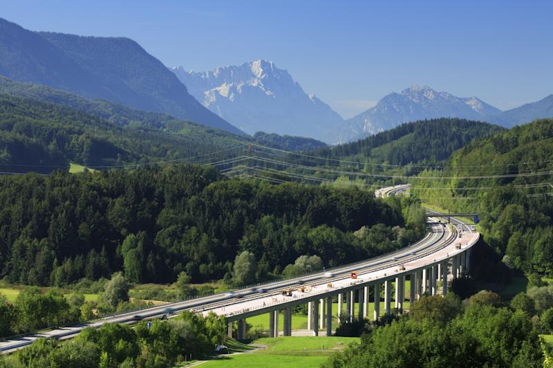 On Germany's Autobahn, Tourists Will Have to Pay to Speed
