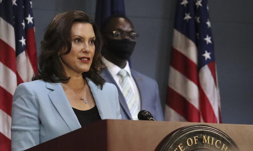 Democrats who think executive experience and a history of winning statewide elections want someone like the Michigan governor, Gretchen Whitmer.