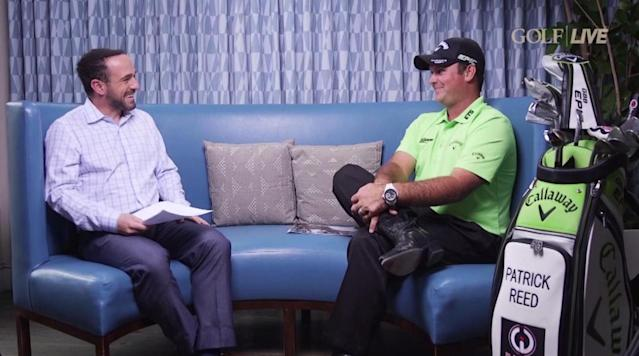 Patrick Reed predicts what his life will look like in 10 years