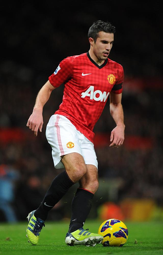 <p>Now at Manchester United, van Persie claimed his second Golden Boot in a row with 26 goals in 38 games as the Reds sealed a 20th title. </p>