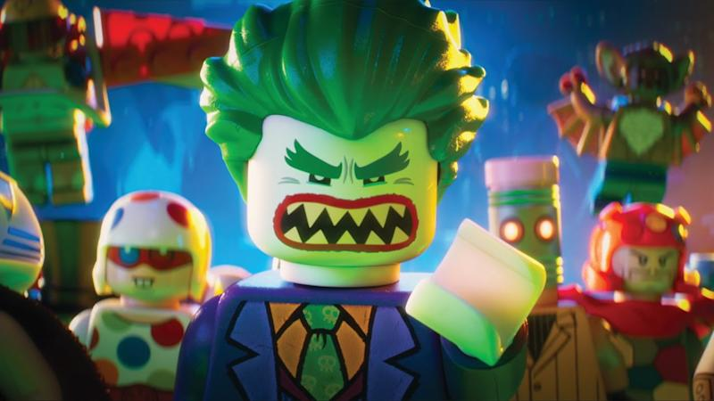 The Lego Batman Movie Trailer Shows Us A Batman Movie We Might Not Hate