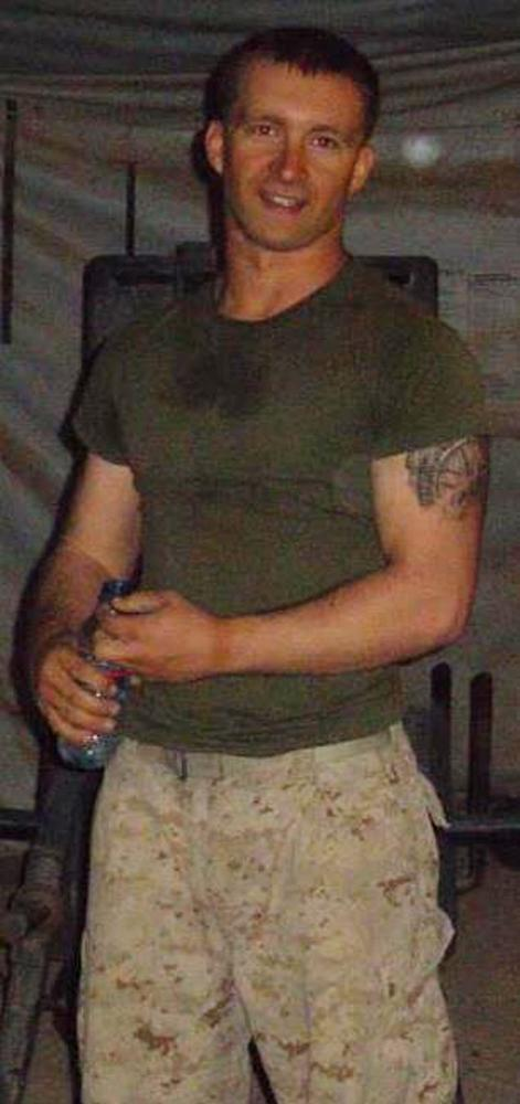 This undated photo provided by the U.S. Marines shows Lance Cpl. Mason J. Vanderwork of Hickory, N.C. Vanderwork, 21, was killed with six other Marines in an explosion during a Nevada training exercise on Monday, March 18, 2013. (AP Photo/U.S. Marines)