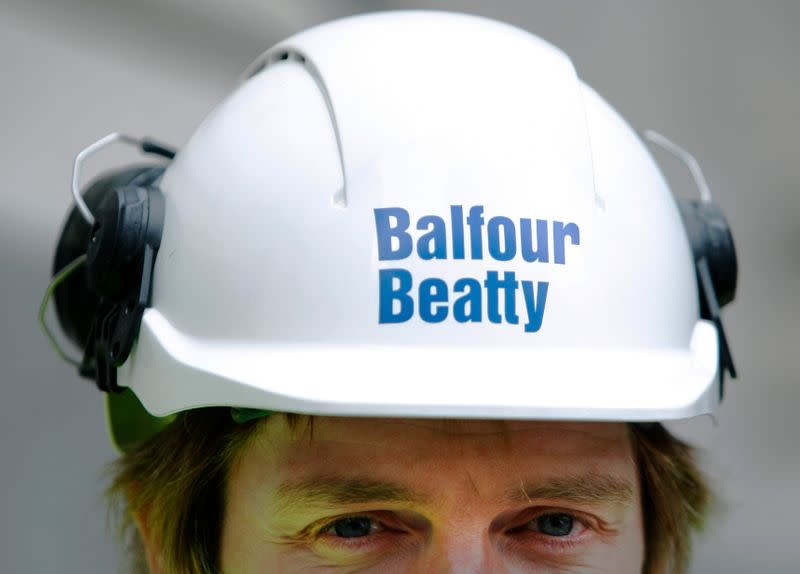 Balfour Beatty to hold off on capital structure review till virus impact clearer