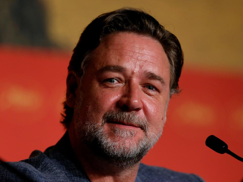 <p>Russell Crowe is joining the MCU</p> (Getty Images)