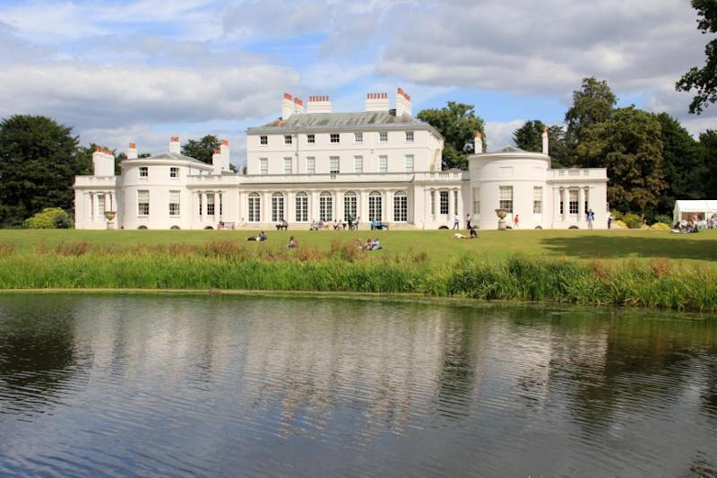 The heritage estate was bought for Queen Charlotte and was a favourite haunt of Queen Victoria. Photo: Getty