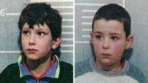 Venables and Thompson became the youngest convicted murderers in Britain for almost 250 years.
