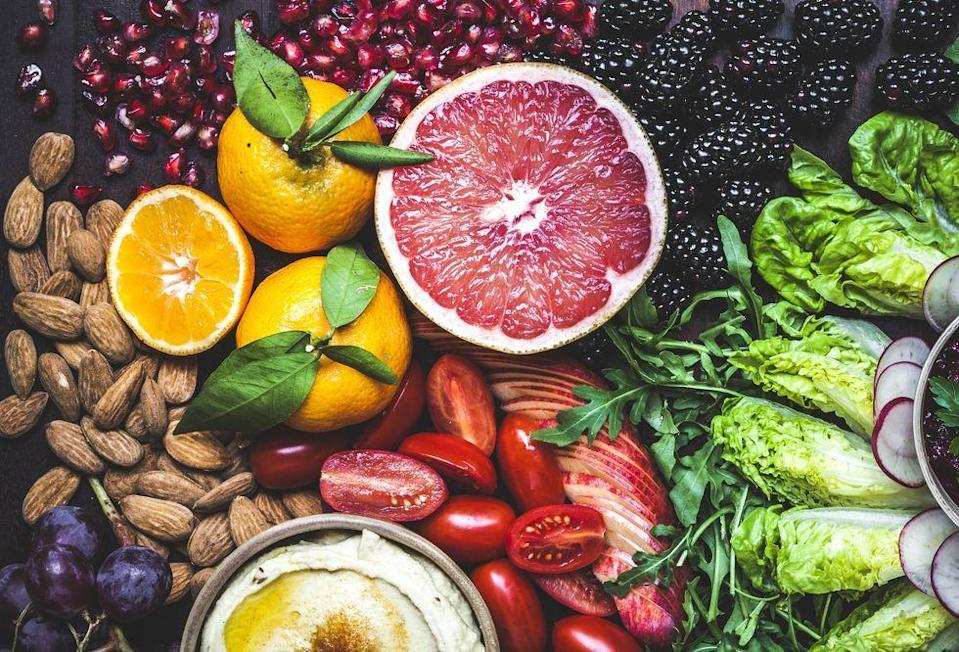 <p>Skip the fad diets, and simply start avoiding processed foods. Anything processed, like bags of chips, salty frozen meals, fast food, etc., is going to be loaded with salt, calories, and probably a dose of chemicals as well. </p><p>You're better off eating whole foods, like fruits, veggies, whole grains, and healthy fats. Basically, anything you could grow or raise should be the main part of your diet. </p>
