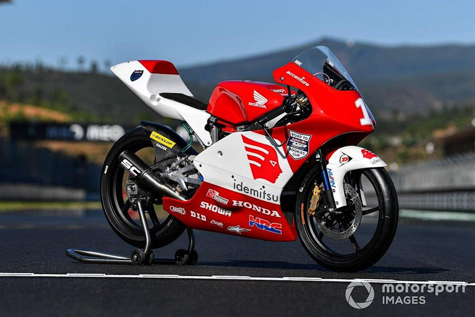 "Livery Honda NSF250R Asia Talent Cup 2021<span class=""copyright"">Asia Talent Cup</span>"