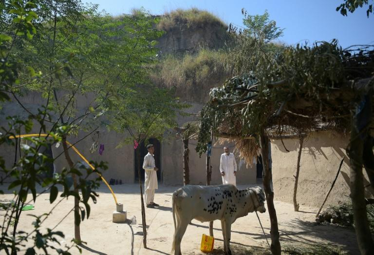 Locals have been living in caves for at least five centuries since the area was settled by a Mughal tribe