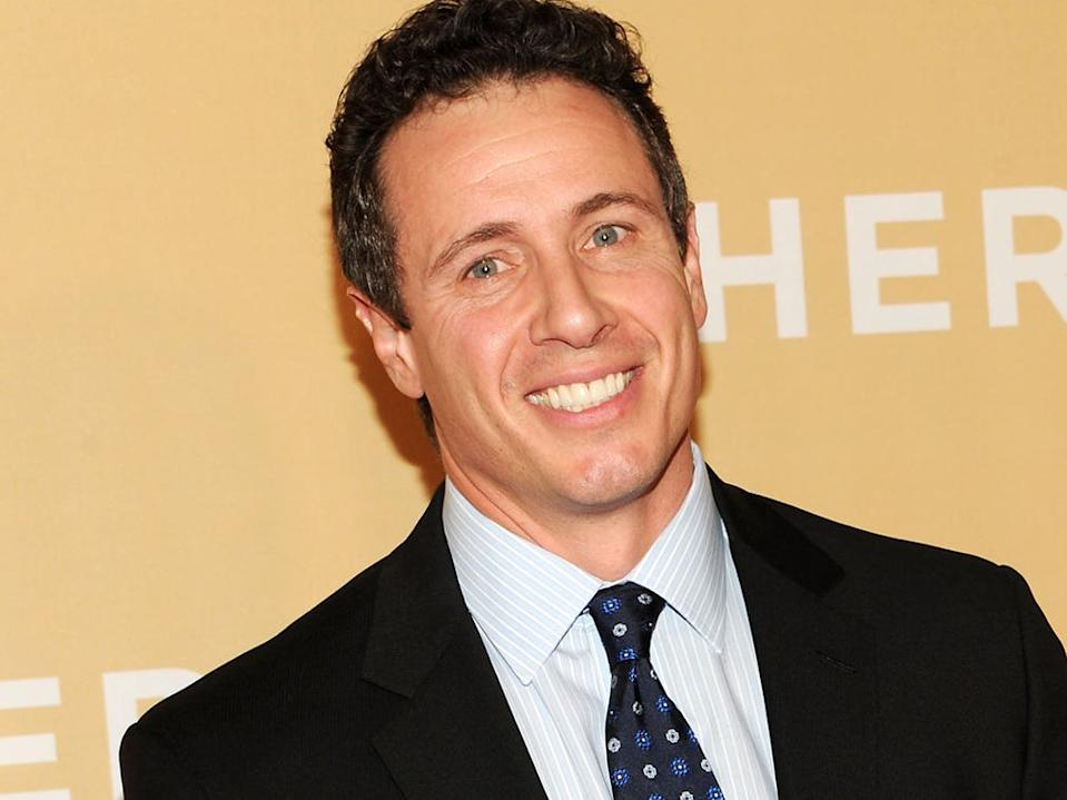 Chris Cuomo shared his diagnosis over Twitter.