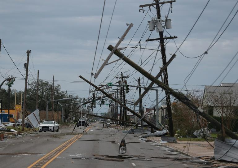 The study warns that climate change may mean inland communities are increasingly at risk from strong storms