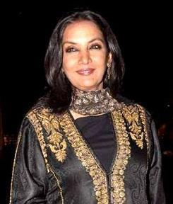 <p>A nominated member of the Rajya Sabha since 1997, actress and activist Shabana Azmi is not a member of any political party, despite being offered positions by many. Unlike a number of the other actors though, Azmi has been consistent in her work for the society and continues to work on issues such as AIDS, women's rights and child rights. She is also a Goodwill Ambassador for the United Nations Population Fund. </p>