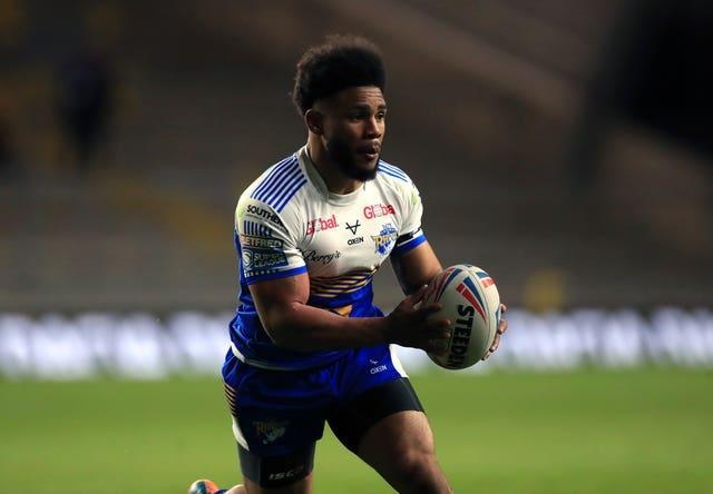 Kyle Eastmond is back in rugby league with Leeds