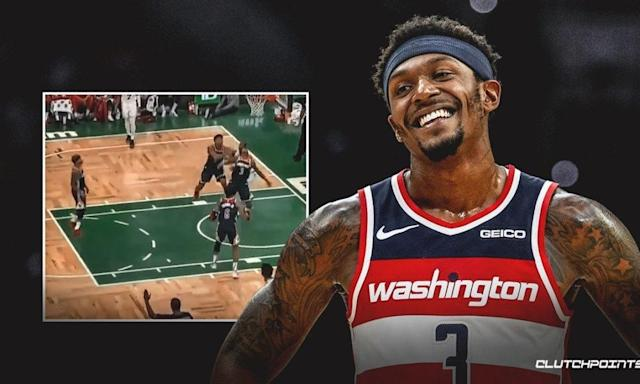 Bradley Beal Reveals What Celtics Fan Told Him After Flopping