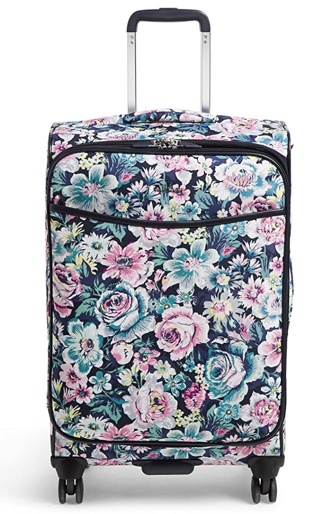 No trouble spotting this beauty at baggage claim — so unique. (Photo: Amazon)