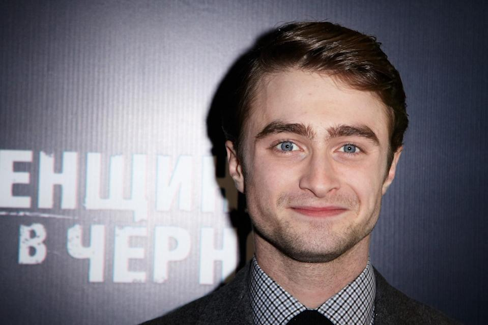 <p>The Harry Potter star could be swapping his wand for a sonic screwdriver. (Photo by Oleg Nikishin/Epsilon/Getty Images) </p>