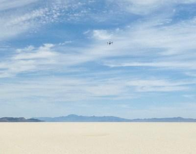 The Impossible Aerospace US-1 demonstrated its battery superiority in an all-electric crossing of the Black Rock Desert on August 6, 2019.