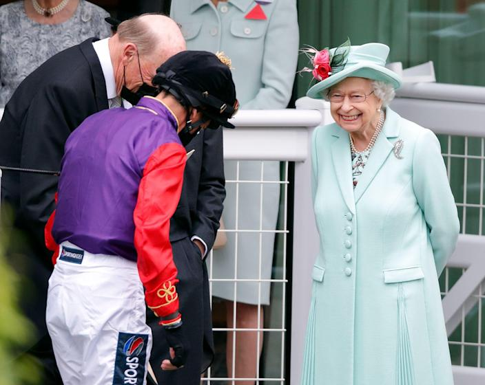 """<p>This week, several senior members of the royal family joined other horse racing enthusiasts in Ascot, England for the 2021 Royal Ascot races. Among the royals who attended on multiple days were Prince Charles and his wife, Camilla, Duchess of Cornwall, Princess Anne, Zara and Mike Tindall, and Prince Edward and his wife, Sophie, Countess of Wessex. Royal fans were also delighted on Day Five of the event when Queen Elizabeth II herself put in an appearance. Royal Ascot is one of the Queen's favorite events of the year and she missed it last year for the first time in 68 years because of the coronavirus pandemic, which necessitated that the race be held without spectators. This year's event was held at limited capacity with attendees required to """"provide consent and contract tracing information, provide a free negative COVID-19 rapid lateral flow test on arrival and complete two COVID-19 PCR tests (one on the day of attendance and another five days later),"""" according to <em><a href=""""https://people.com/royals/queen-elizabeth-arrives-royal-ascot-after-missing-event-for-first-time-68-years/"""" rel=""""nofollow noopener"""" target=""""_blank"""" data-ylk=""""slk:People"""" class=""""link rapid-noclick-resp"""">People</a></em>. </p><p>Here are some of the best pictures of the royal family from the 2021 Royal Ascot.</p>"""